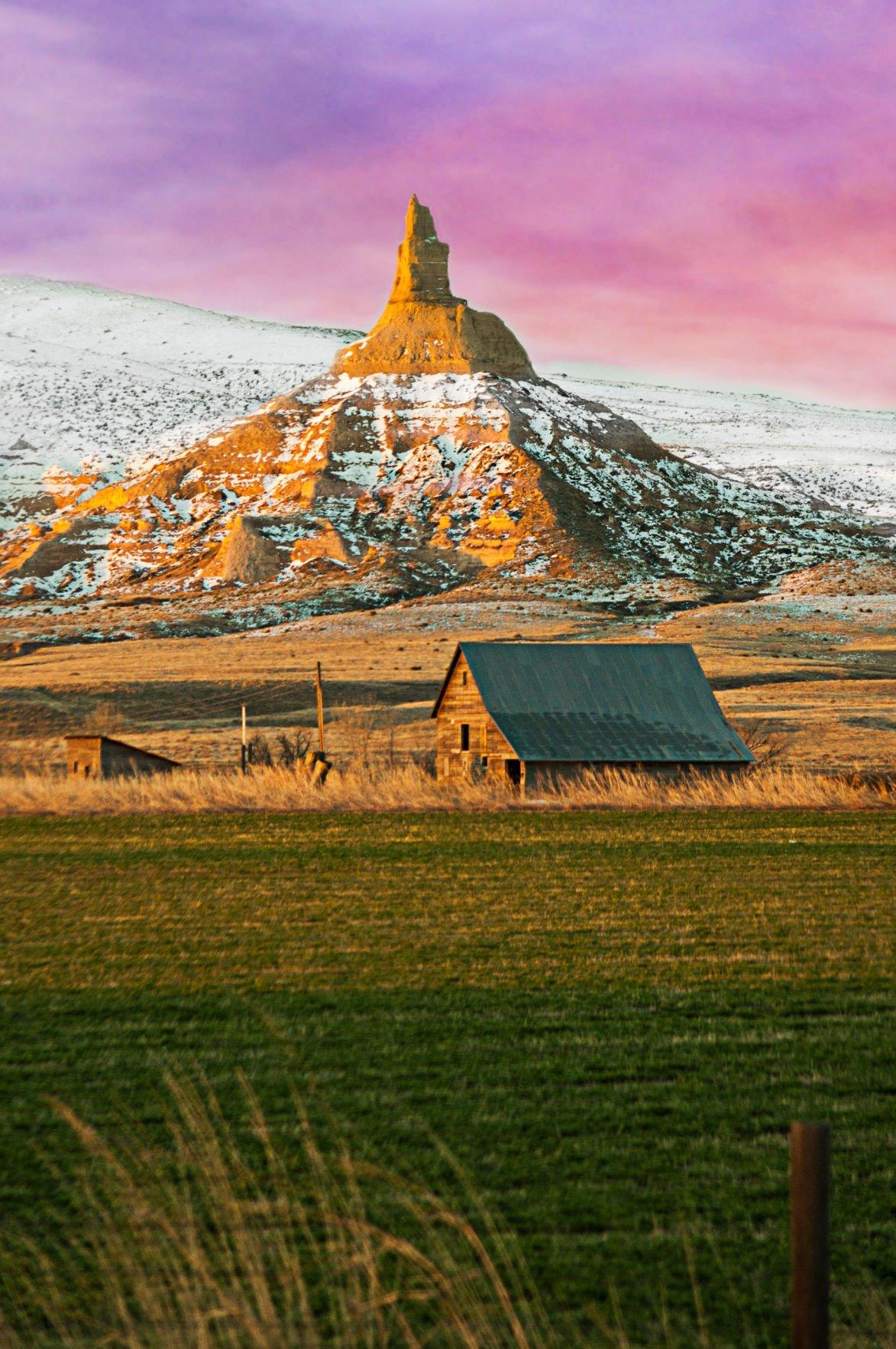 Another year, another 365 photos of Chimney Rock | Nebraska News | journalstar.com