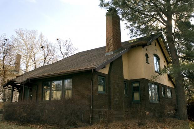 Craftsman home