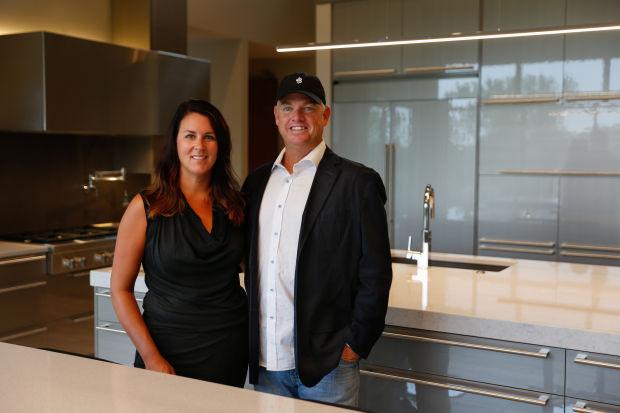 Architect Home Tour couple