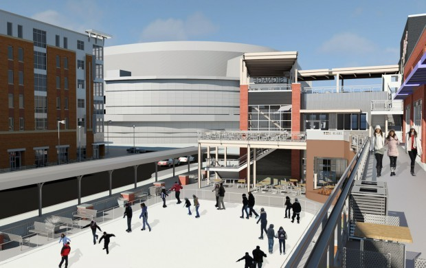 Railyard Ice Rink To Open Dec 7 Local Journalstar Com