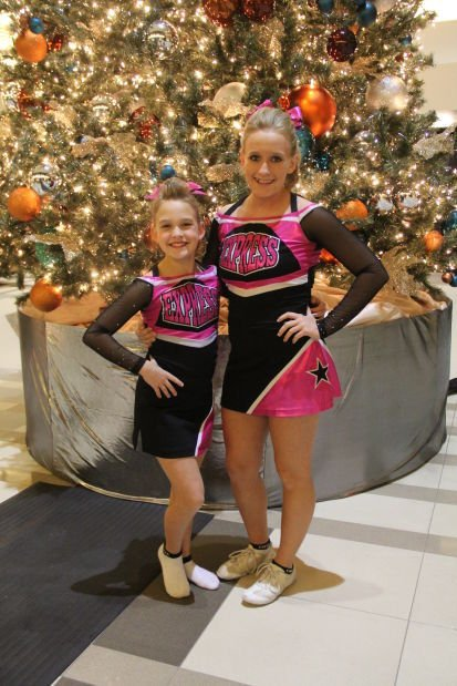 young cheerleader just wants to be the best