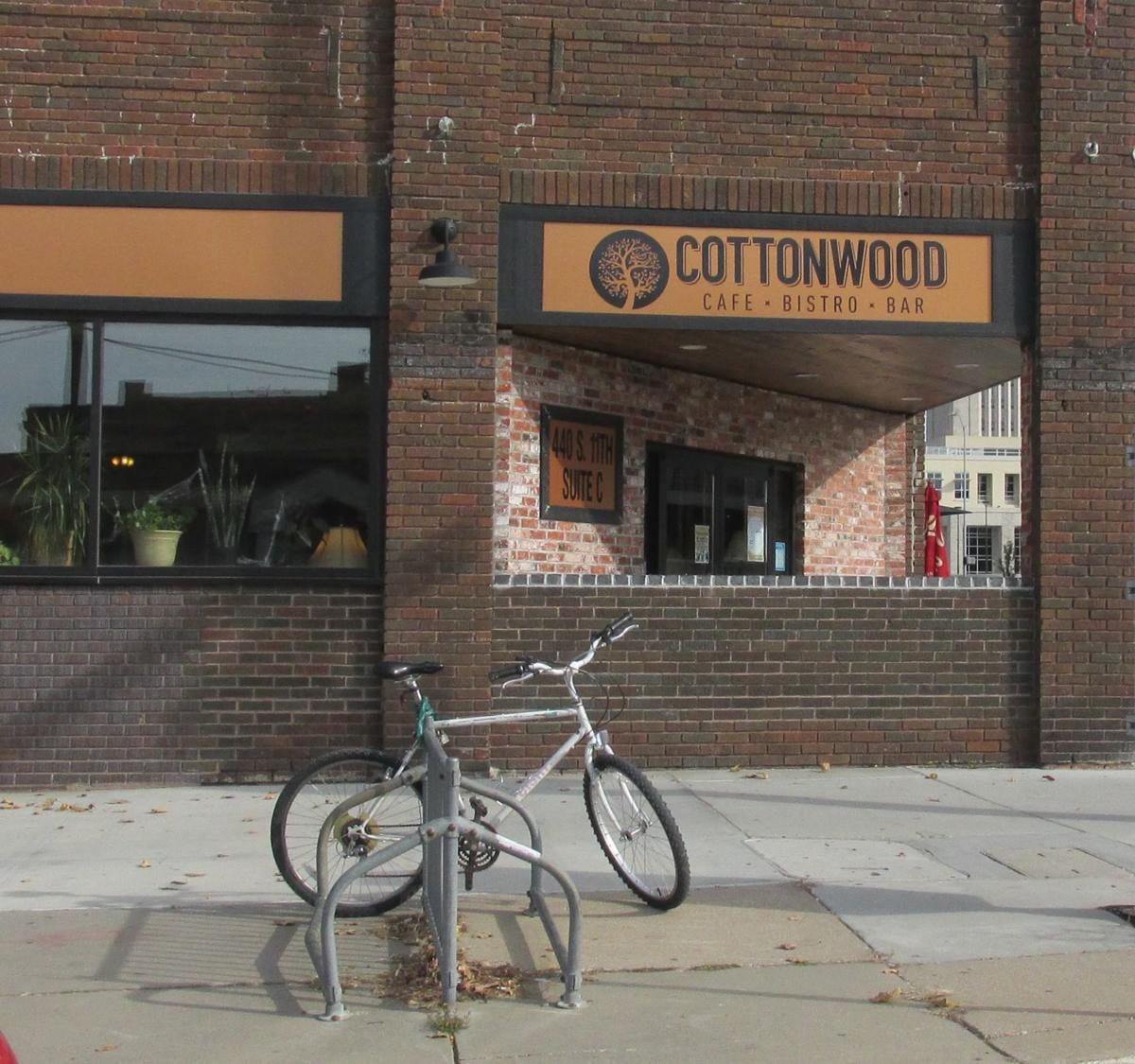 Cottonwood storefront