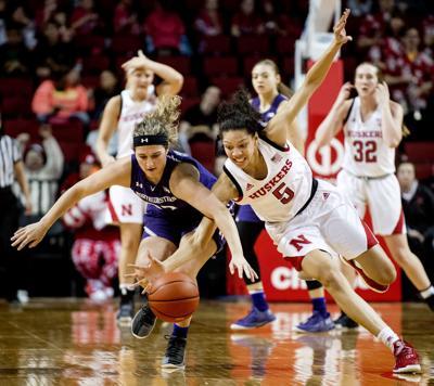 Northwestern vs. Nebraska, 1.24