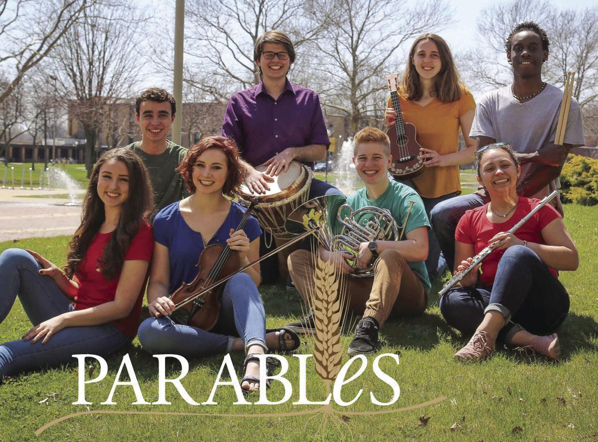 Goshen College Parables ensemble