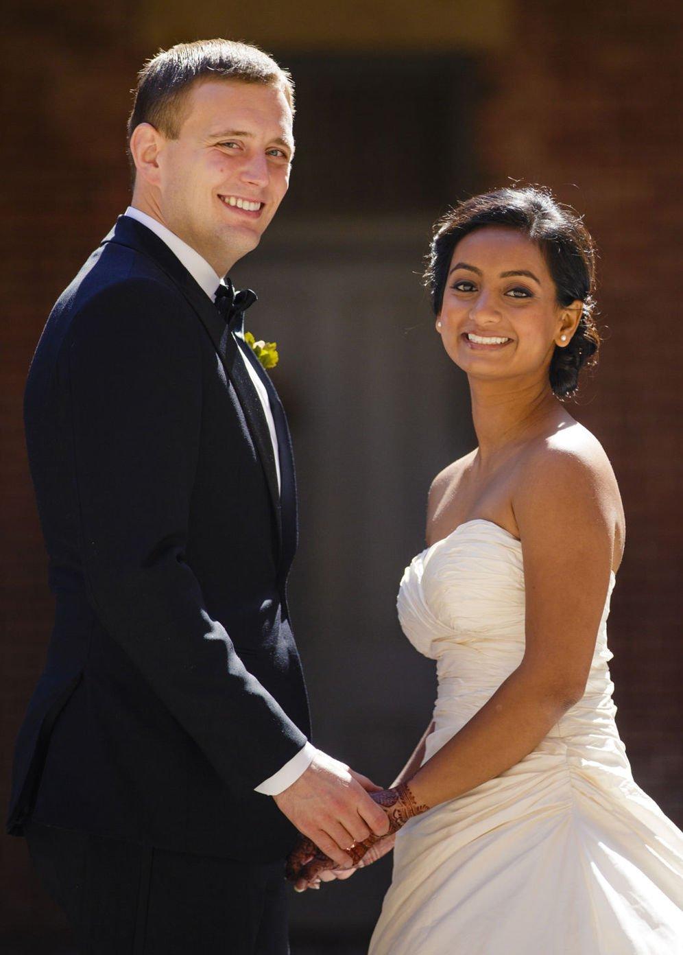 Stubbendieck-Manjunatha Wedding