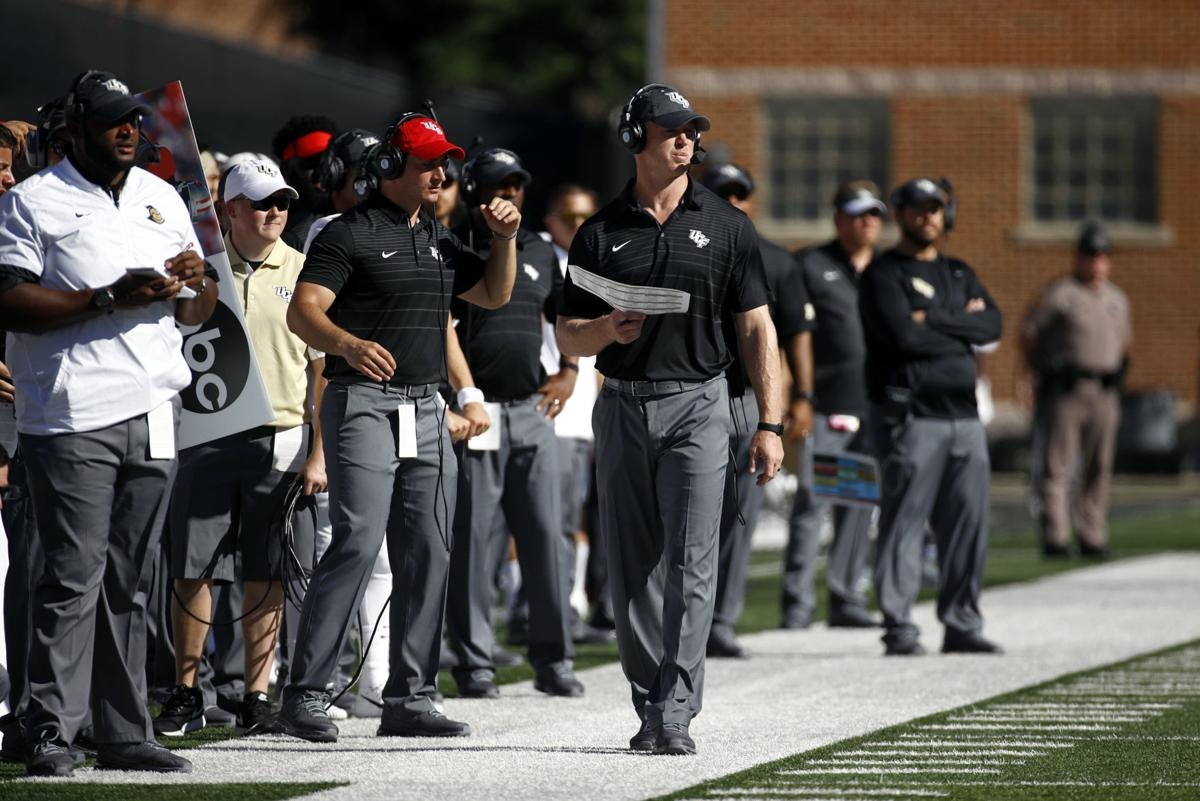 UCF Maryland Football