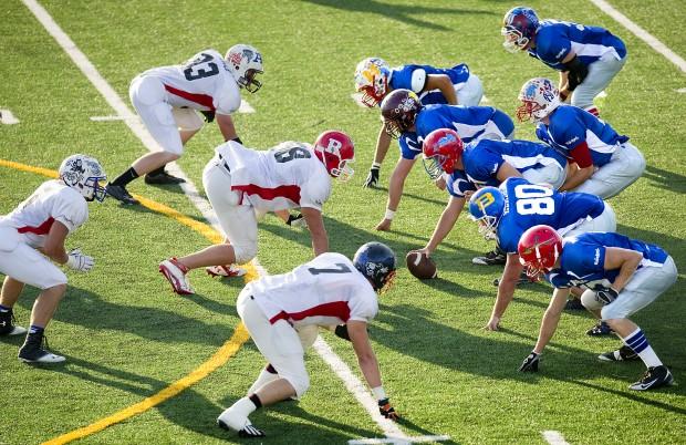 Ne Ska Kansas 8 Man All Star Football Game