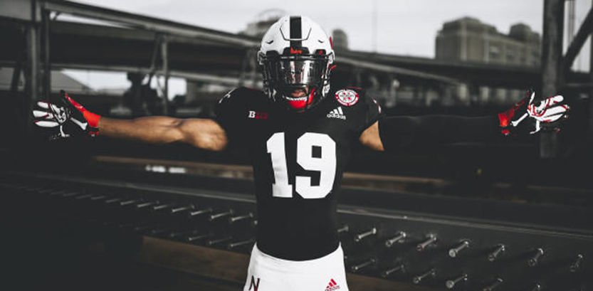 release date e3623 935ae See the Huskers black alternate uniform for the 2019 season ...