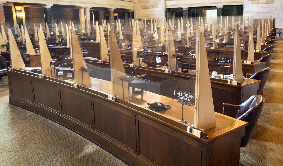 Legislative Chamber Dividers
