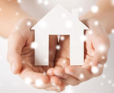 Buying a home during the holidays
