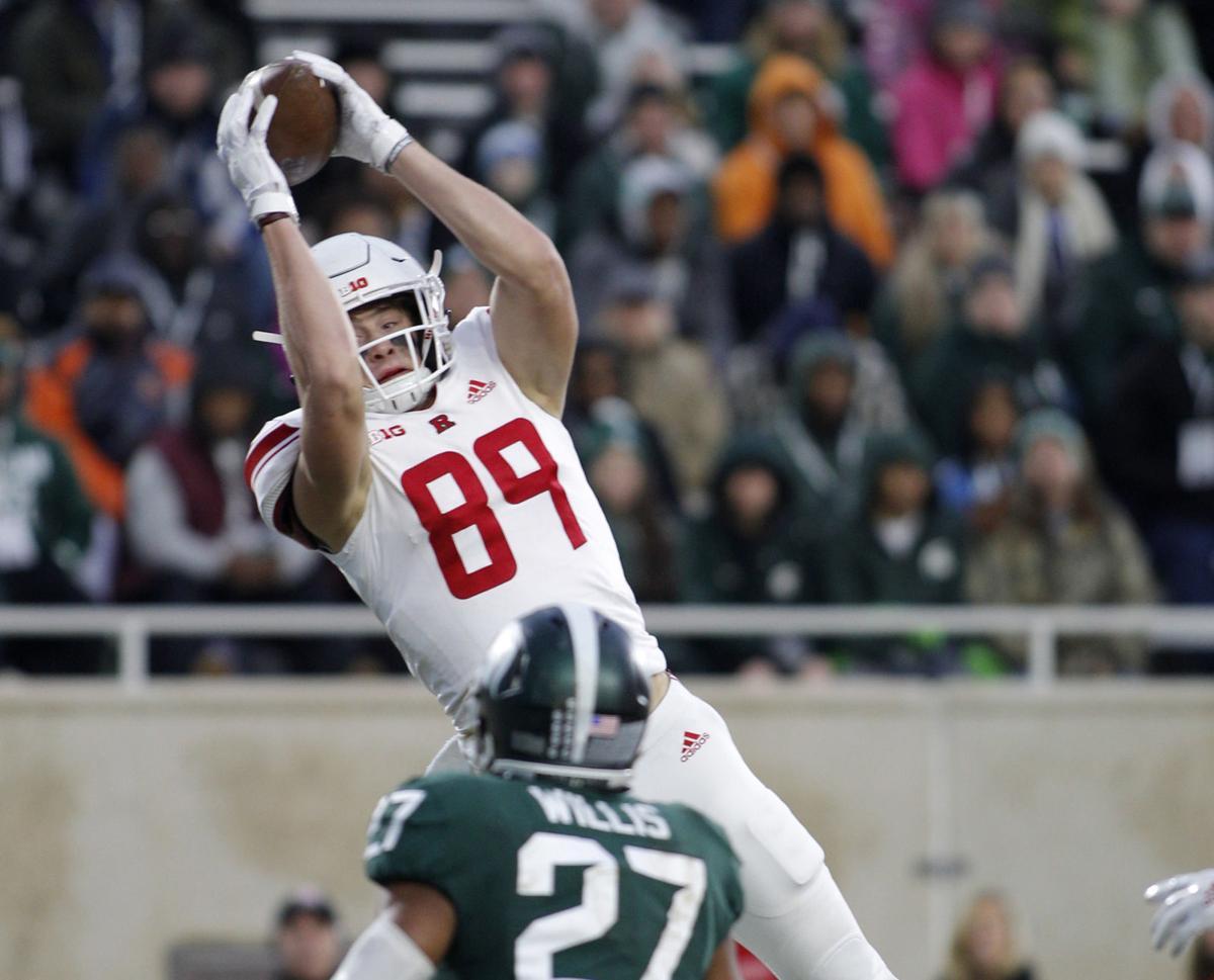 Rutgers Michigan St Football