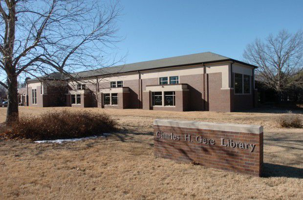 Gere Library To Reopen On Wednesday Local Journalstar Com