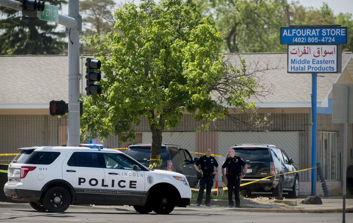 Shooting at 27th and Holdrege, 5.16