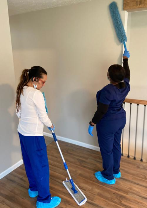 Anytime Cleaning Service