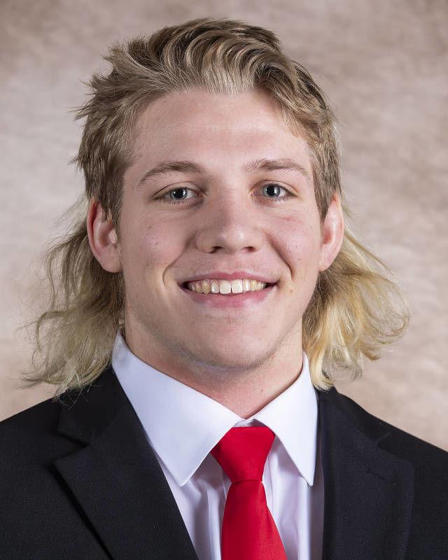 Garrett Nelson, NU linebacker