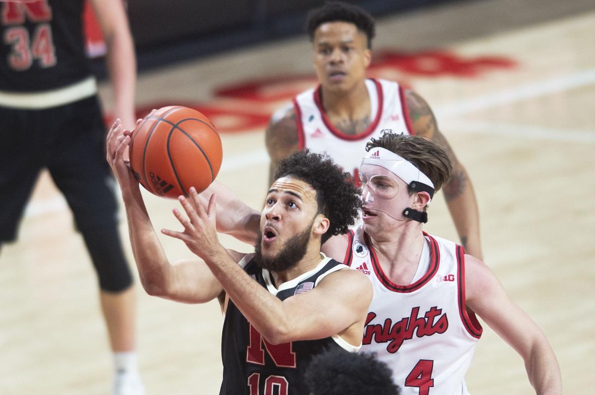 Rutgers vs. Nebraska, 3.1