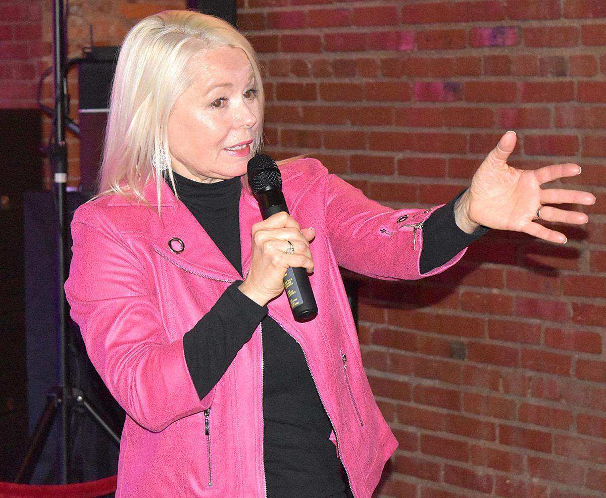 Carol Ott Schacht, cancer survivor