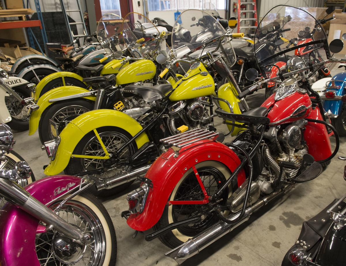 Harley Auction