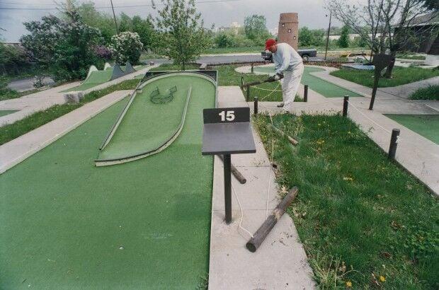 Cool Crest Mini Golf Course - 1993