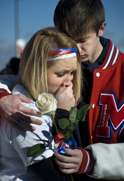 Millard South shooting aftermath