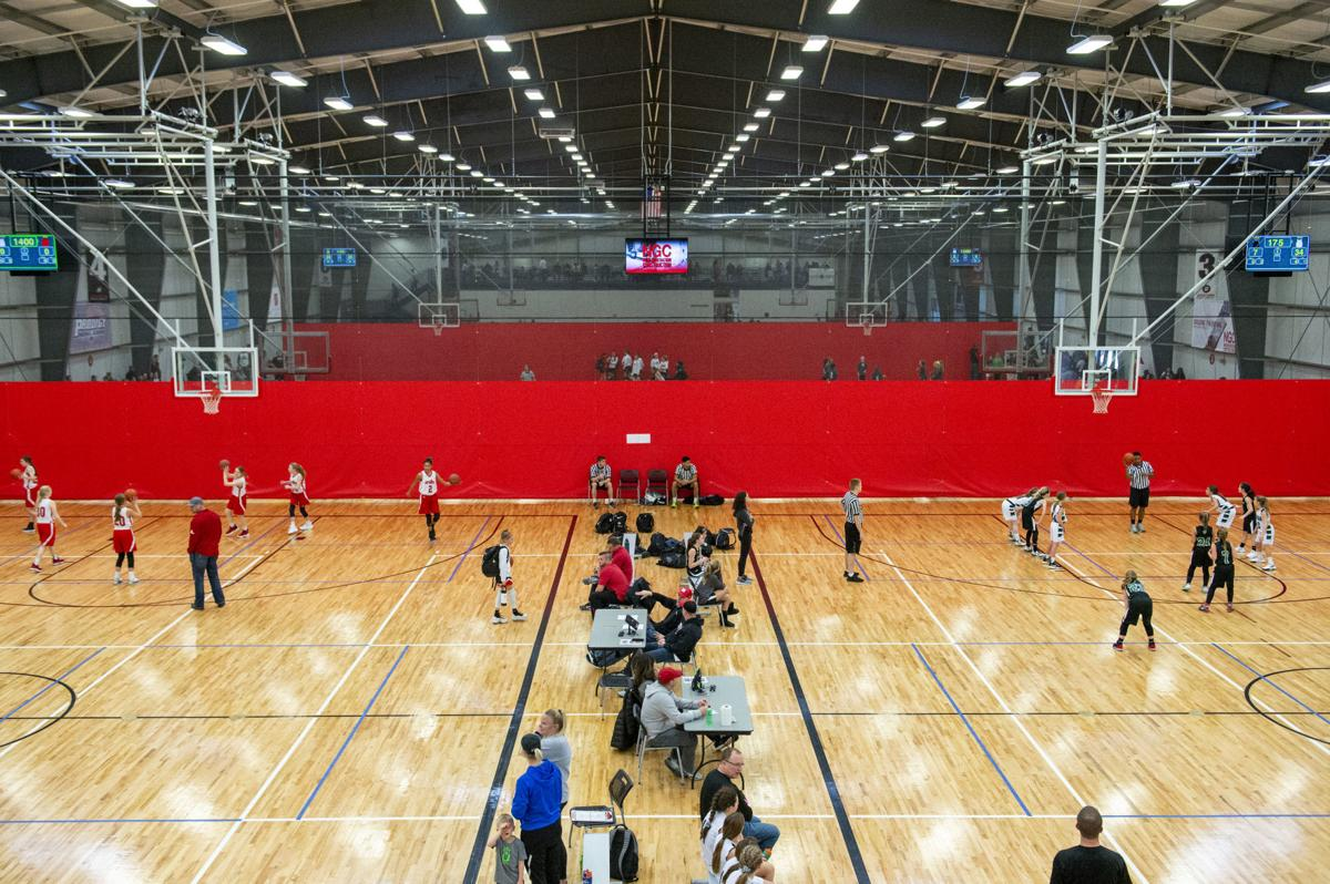 Progress Sports Complexes, 1.26