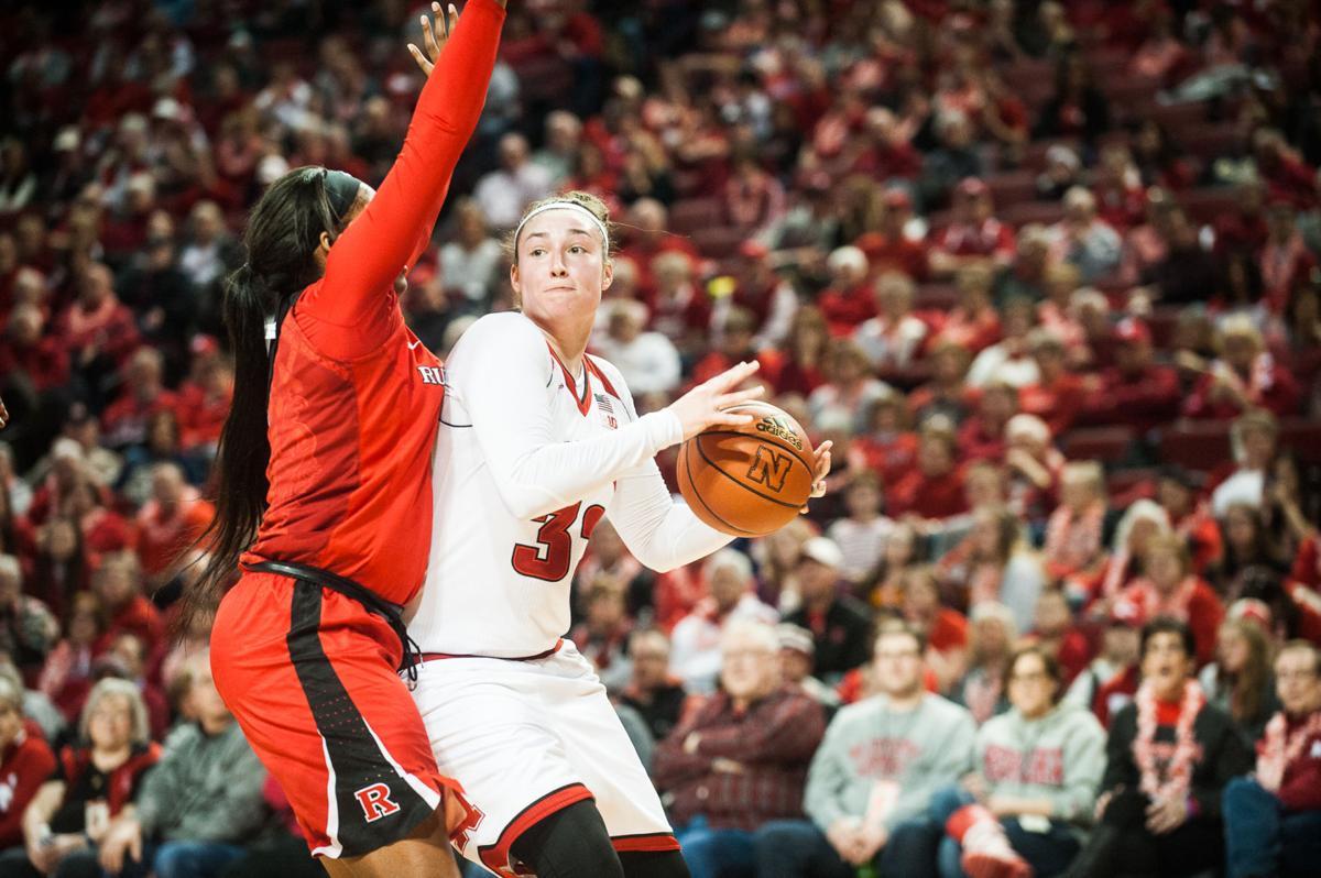 Rutgers vs. Nebraska women's basketball, 1.16.16