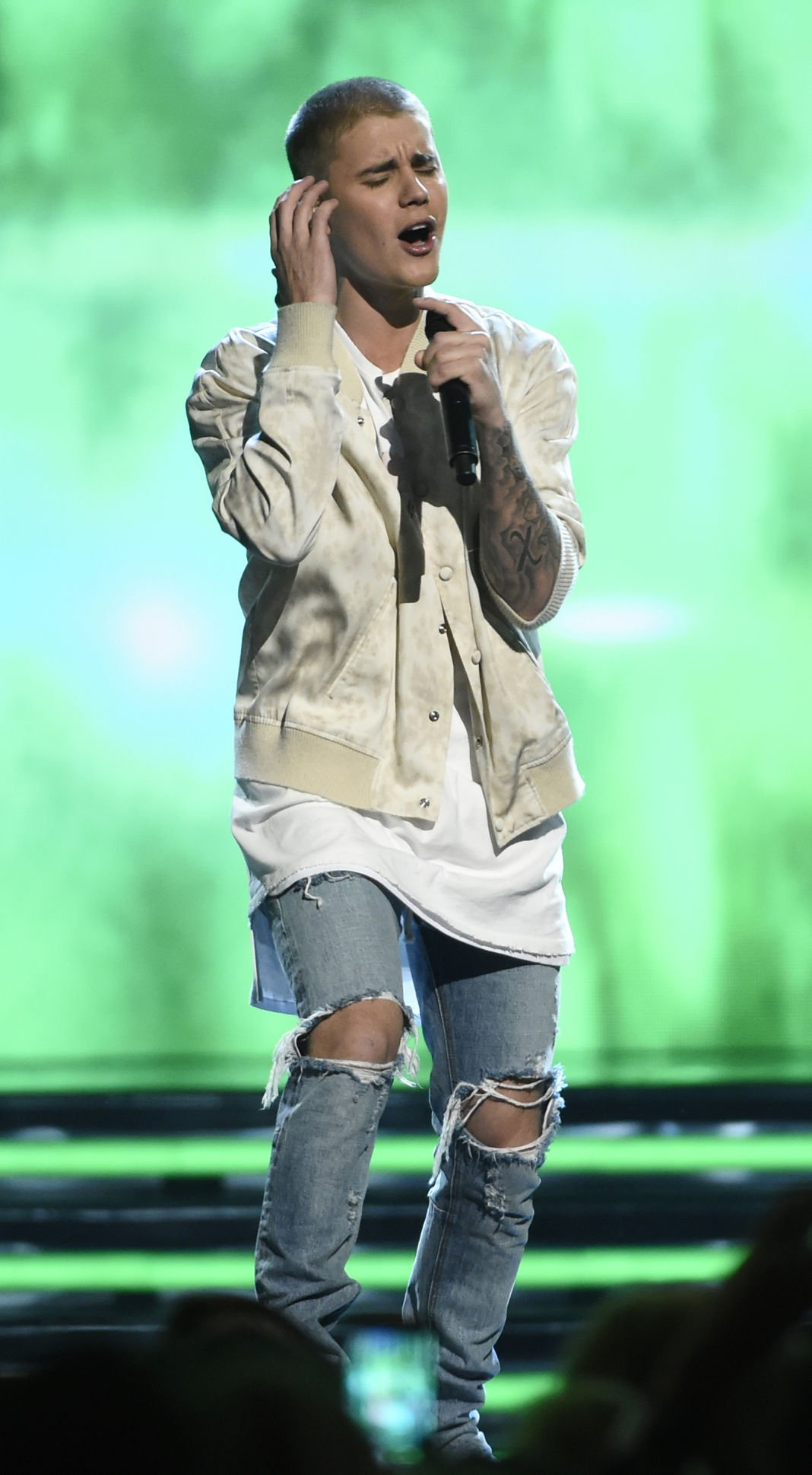 For Some The Bieber Show Will Be A Big First Music Journalstar