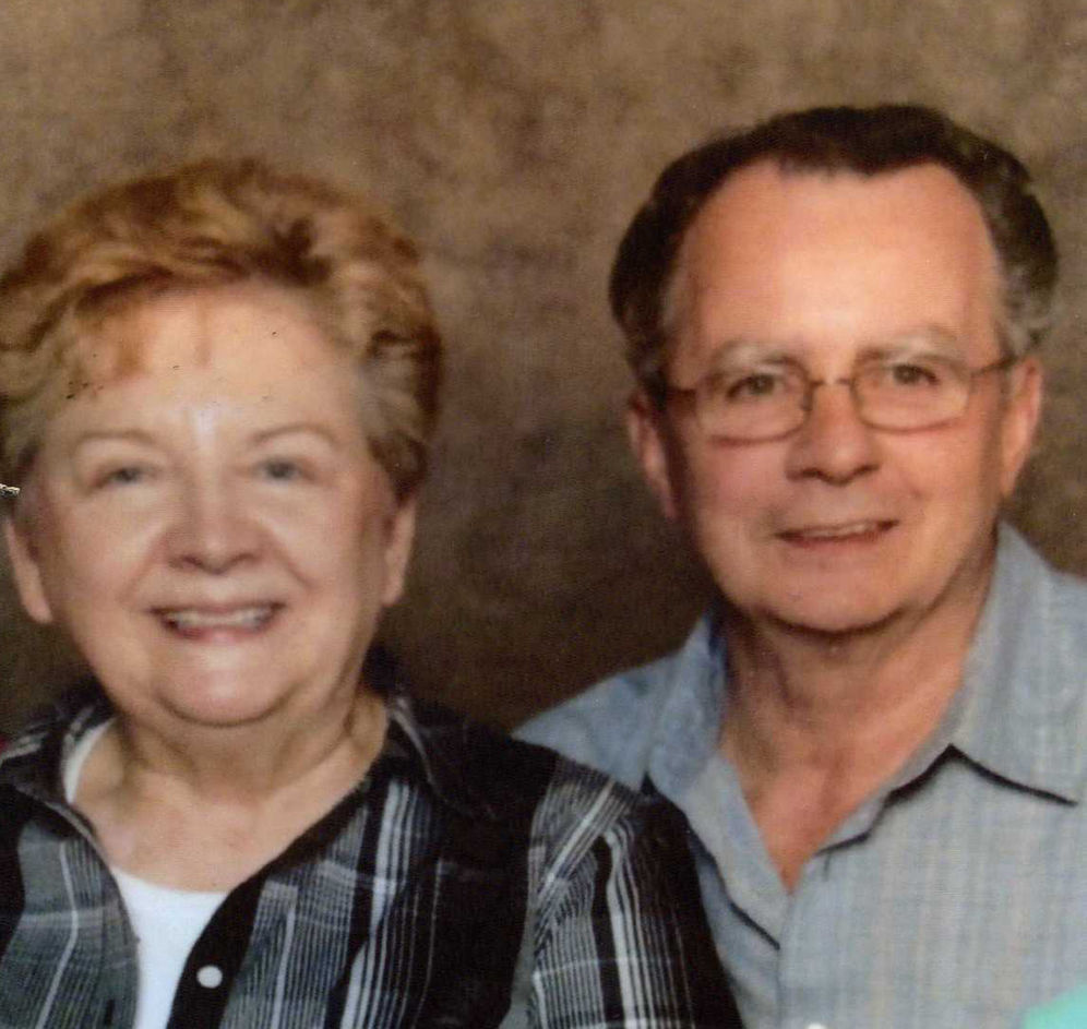 Happy 50th anniversary, Gary and Janeen Shaffer