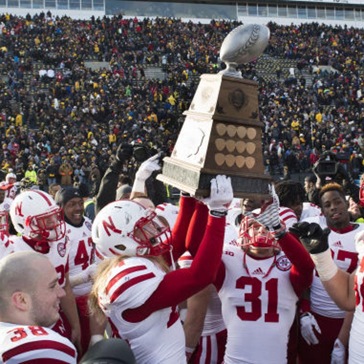 Moos Says Nebraska Iowa On Black Friday Will Resume In 2022 And Last Far Into Future Football Journalstar Com