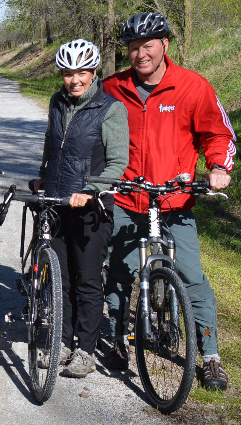 Susan Larson Rodenburg and Rich Rodenburg