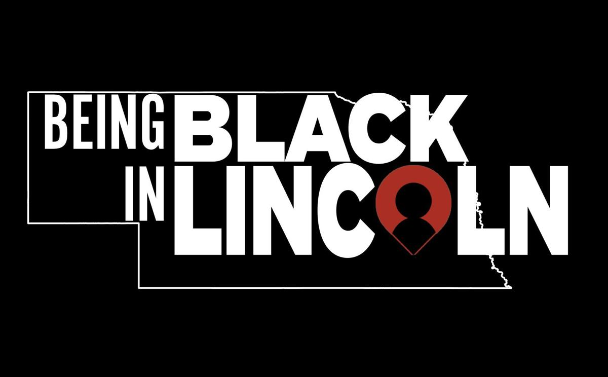Being Black in Lincoln logo