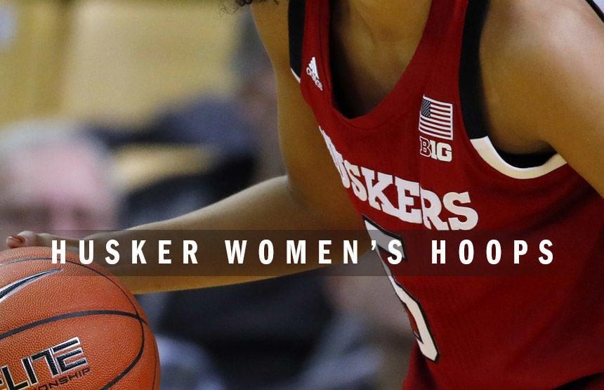 Nebraska women's basketball logo 2014