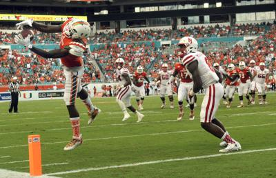 Nebraska vs. Miami, 9.19.15
