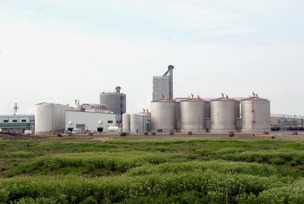 Valero Energy's ethanol plant in Albion