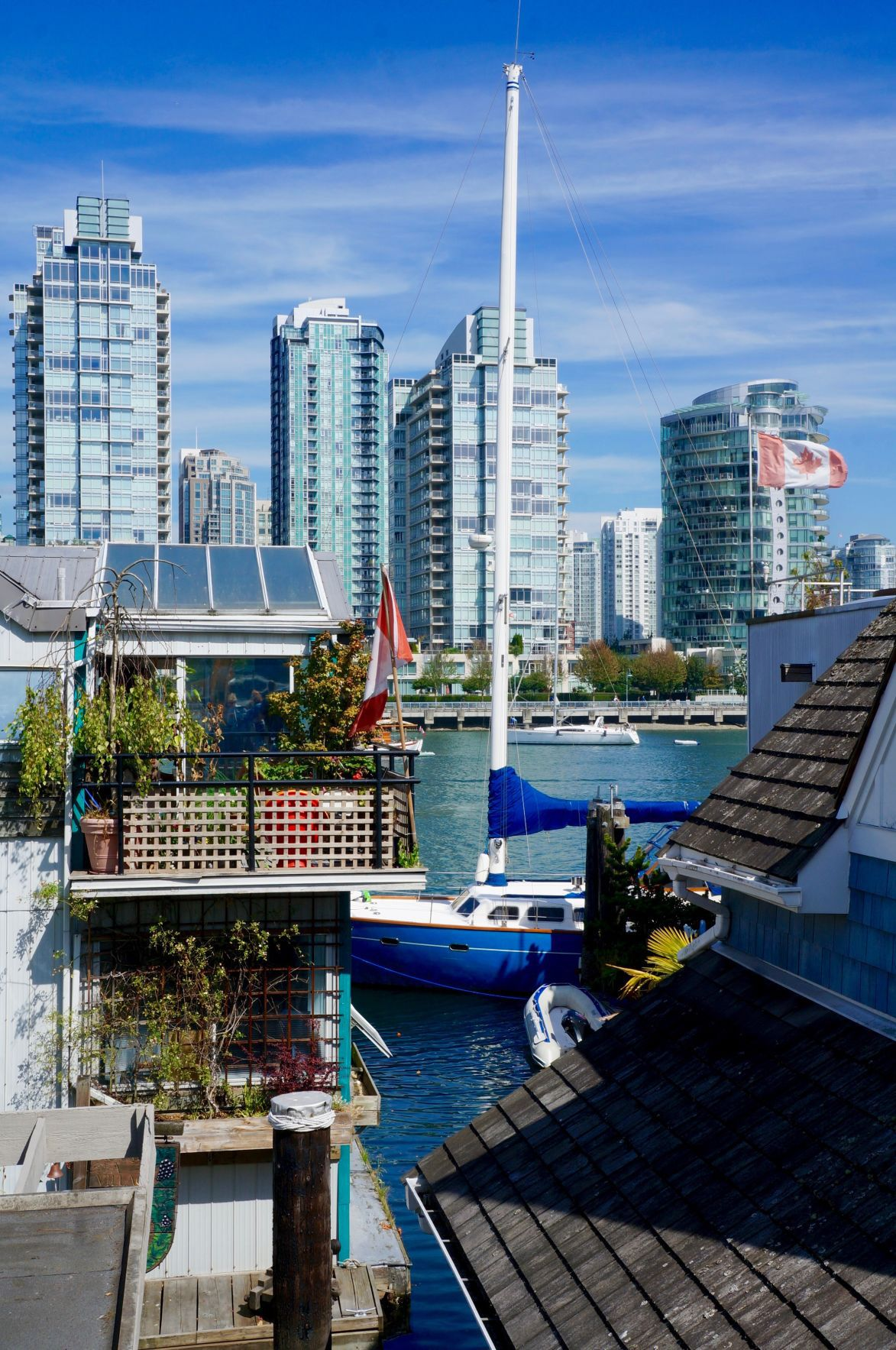 Vancouver's downtown living options