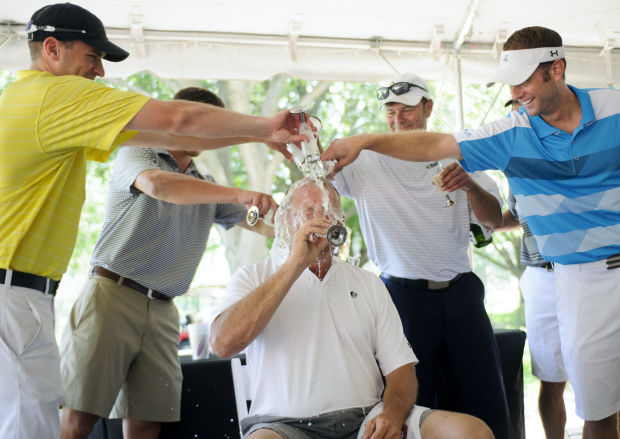 Friend S Clouse Becomes Oldest State Amateur Champ Golf