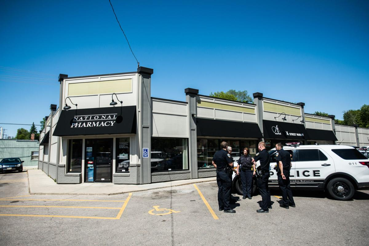Drug Store Robbery