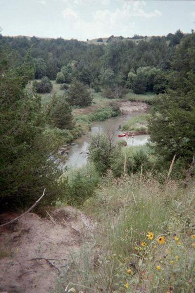 Kayak trip on Dismal River goes awry for Kansas group