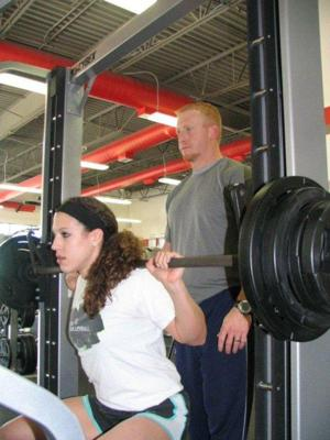Physical Therapy Weight Training