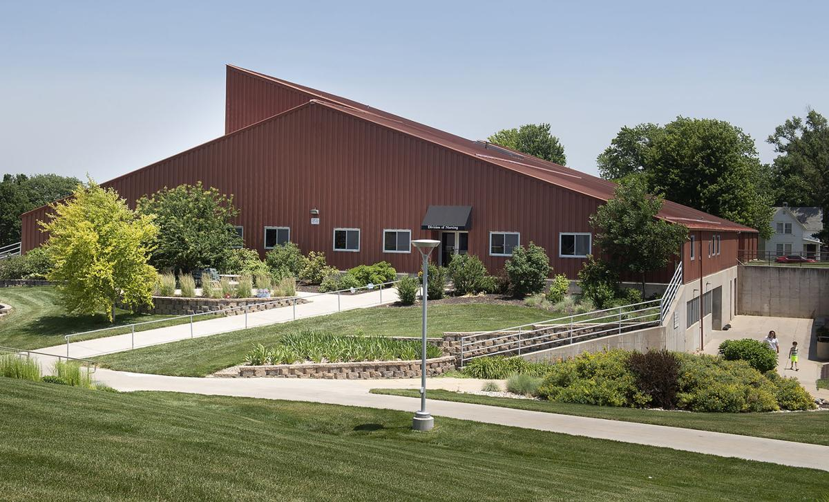 Union College wellness facility expansion