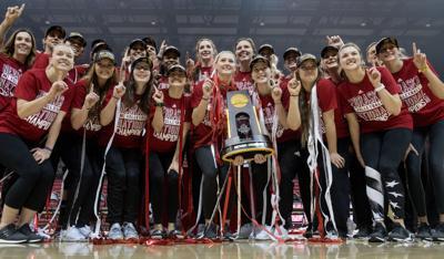 Nebraska national championship celebration, 12/17