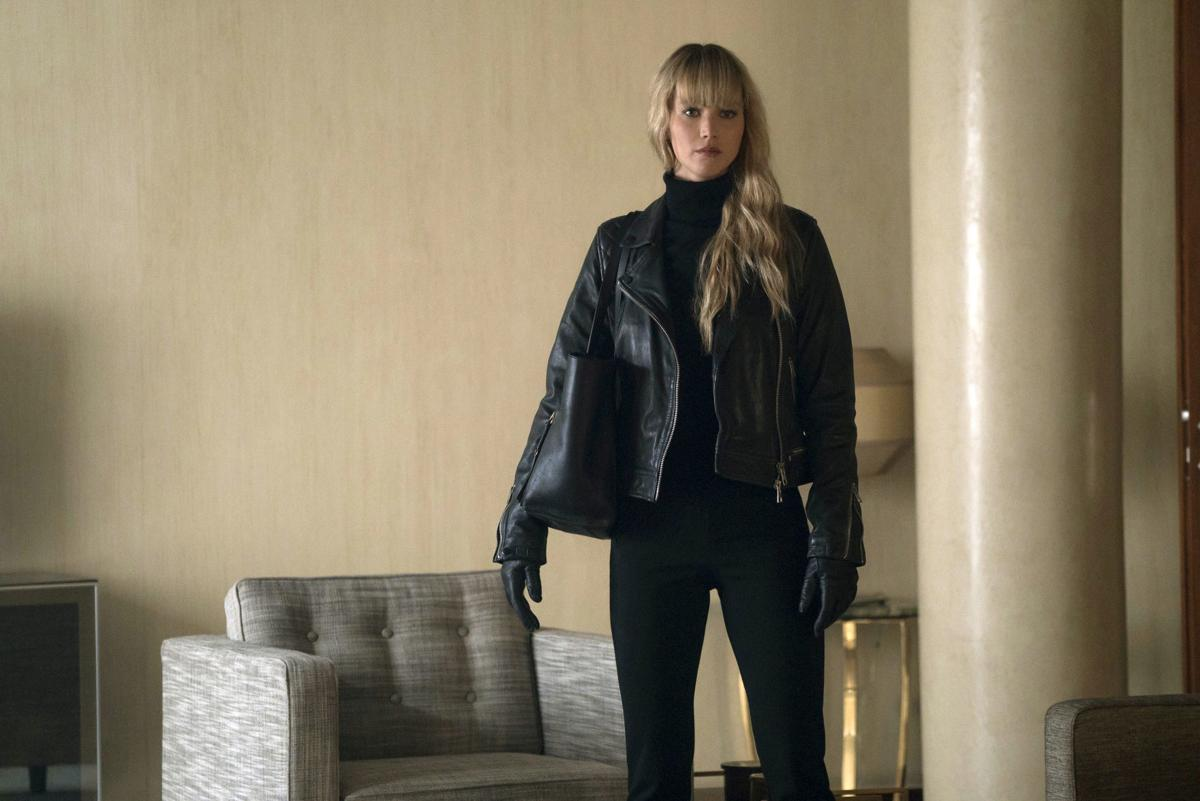Review Red Sparrow Beautiful To Look At But It S Empty