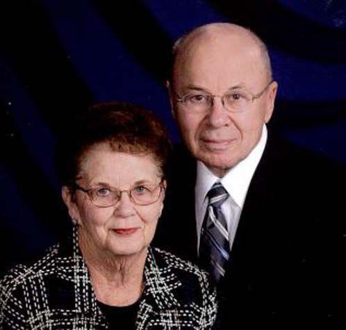 Happy 60th anniversary! Happy 81st birthday