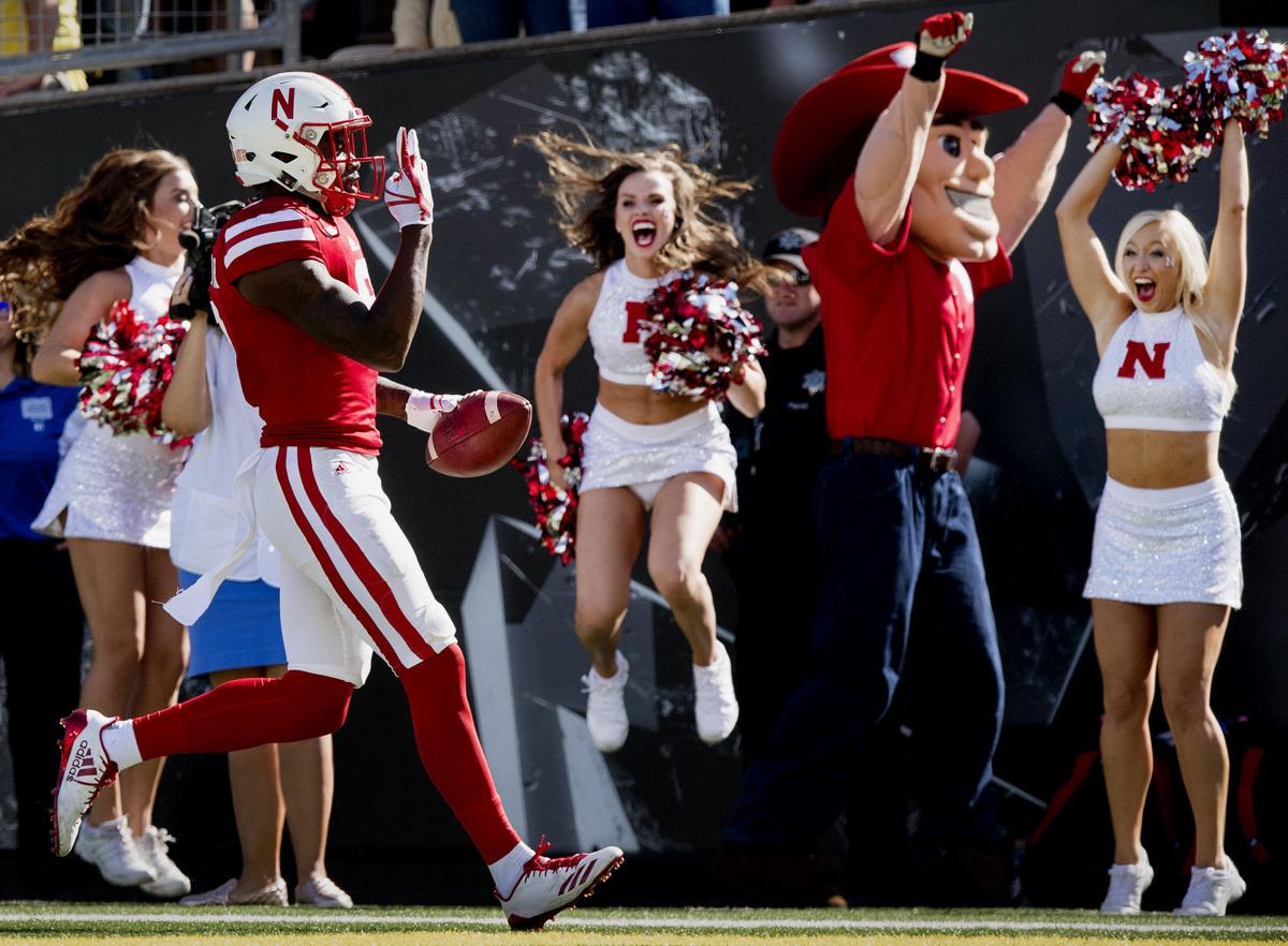 Husker Receiver Morgan Returning For Senior Season