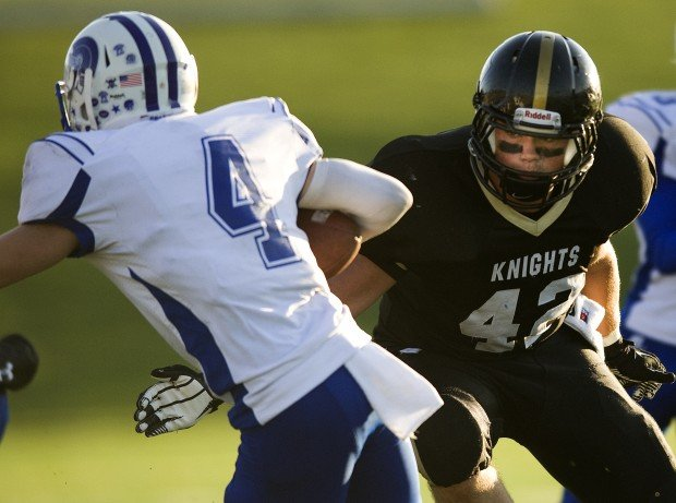 Lincoln Southeast vs. Lincoln East 10.5.2012