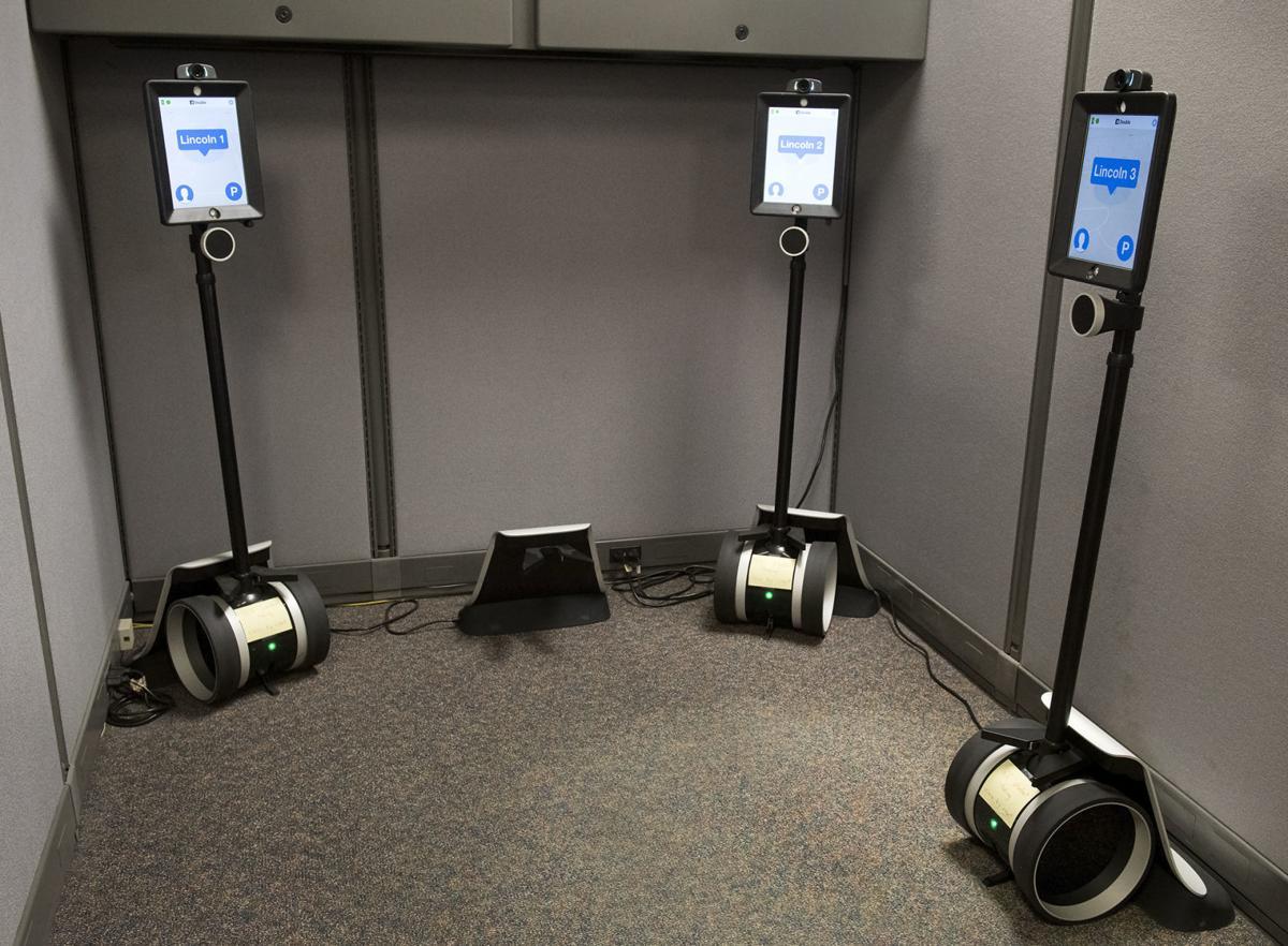 SCC robots