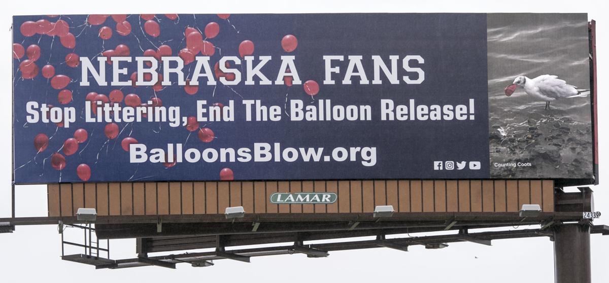 Balloons Blow billboard