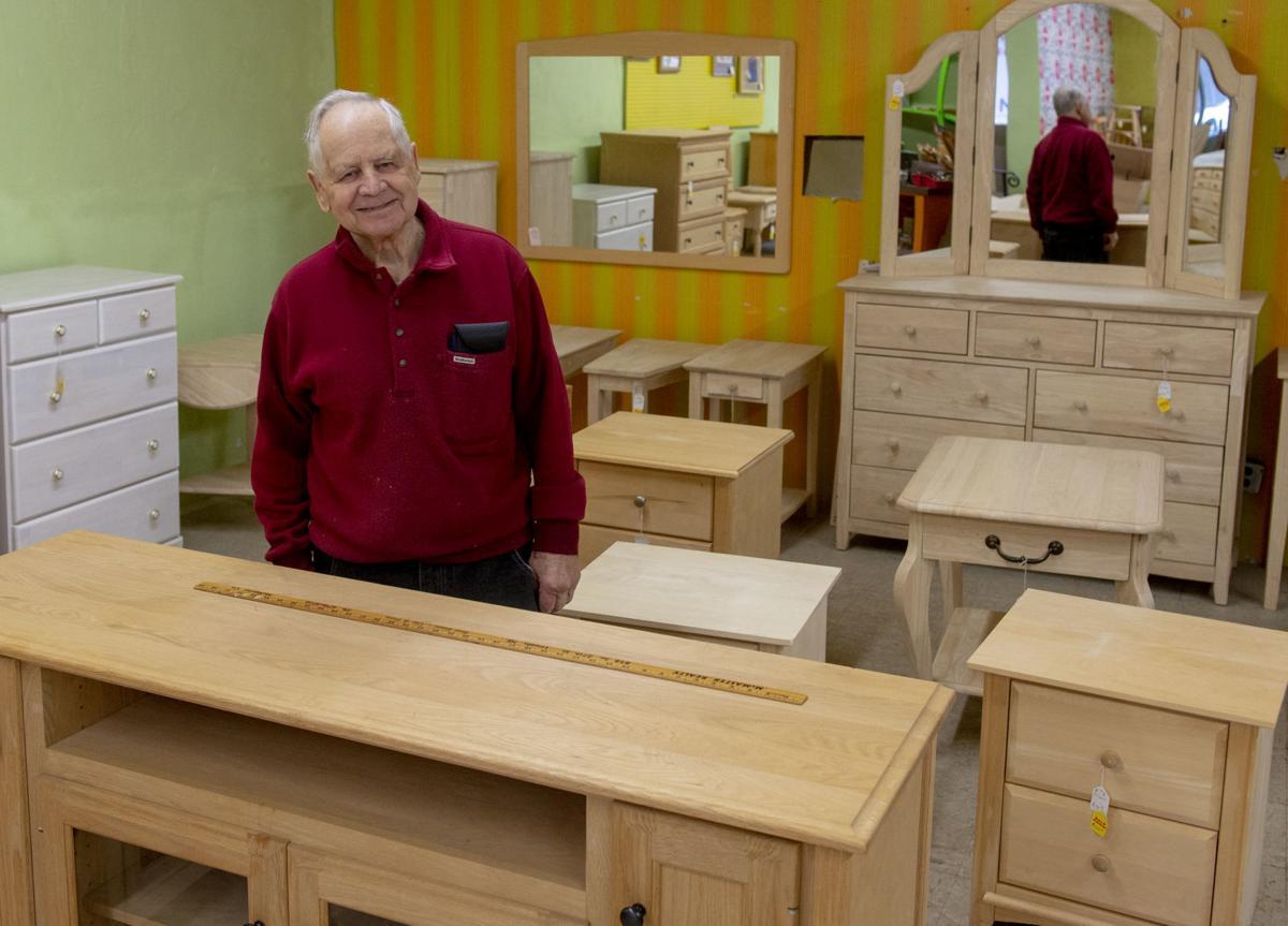 Leonard's Unfinished Furniture, 11.29