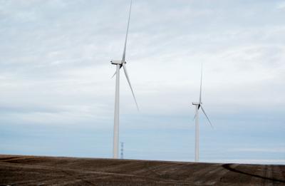 Creston Ridge Wind Farm