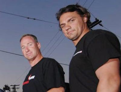Kent Kroeker and Jeremy Graczyk